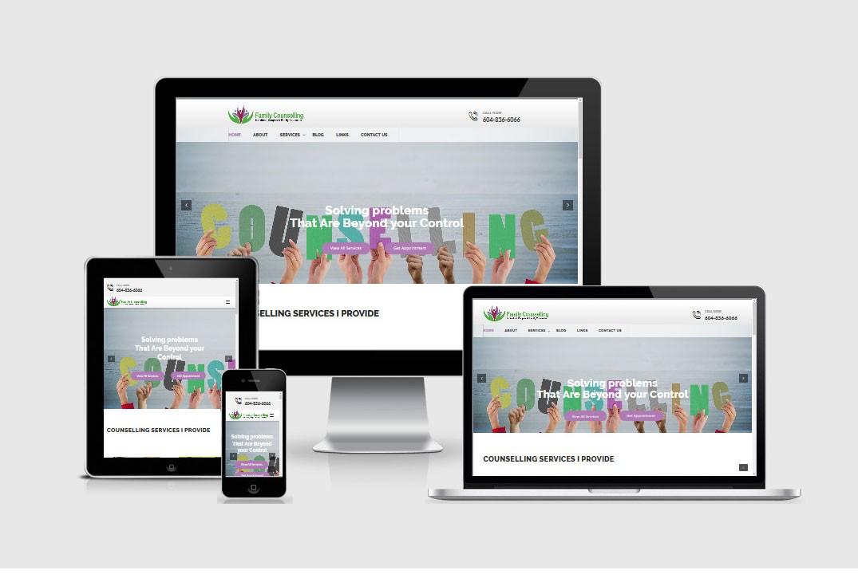 Surrey Web Design