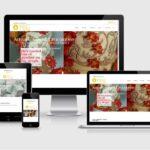 Baked-by-beba Web Design